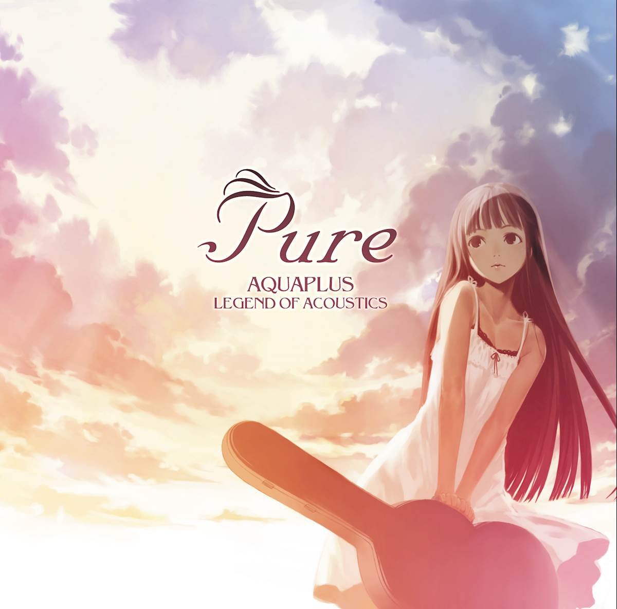 [071128] Pure: AQUAPLUS LEGEND OF ACOUSTICS (1bit 2.8MHz DSD(DSD64))