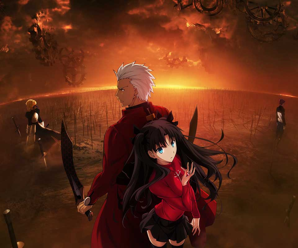 [奈落羞涂]Fate stay night UBW壁纸两张(1920X1080)