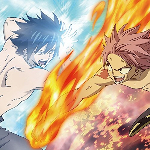 [140730] TVアニメ「FAIRY TAIL」OP16テーマ「STRIKE BACK」/BACK-ON [320K+BK]