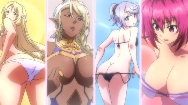 [异域字幕组] BIKINI WARRIORS/比基尼勇士 [01-12][BIG5][720p][MP4]