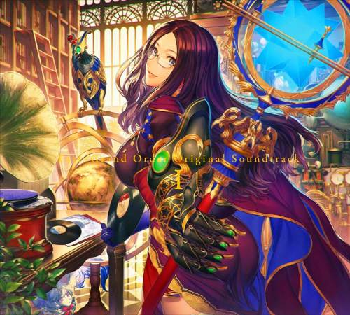 [170301] Fate/Grand Order Original Soundtrack I [320K] CD3枚