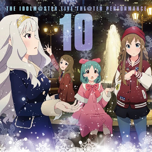 [140129] THE IDOLM@STER LIVE THE@TER PERFORMANCE 10 [320K]