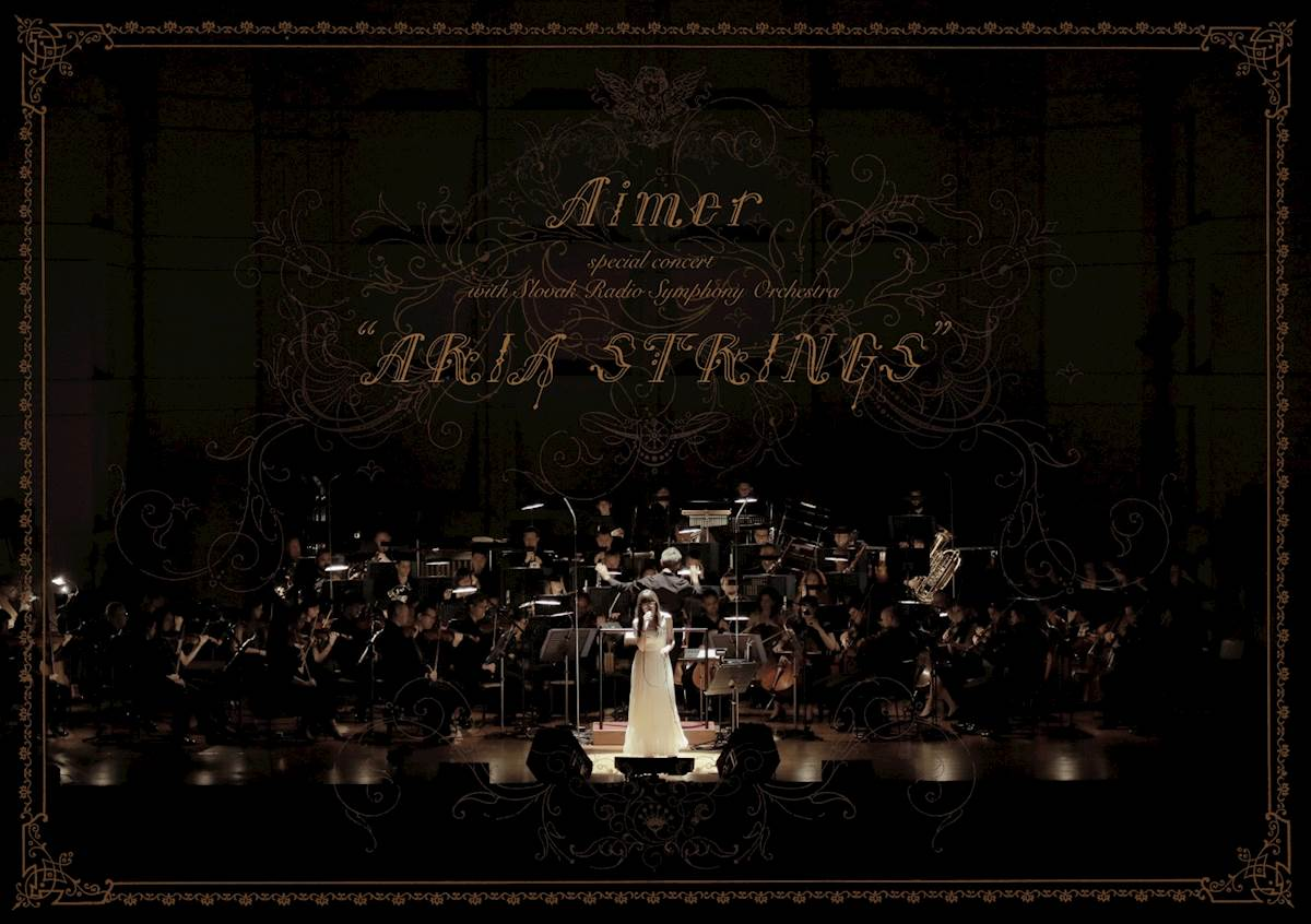 [171213]Aimer special concert with スロヴァキア国立放送交響楽団 ARIA STRINGS[FLAC]