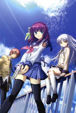 (合集)[生肉]Angel Beats! [TV1-12+OVA+OP&ED Creditless][1080P][MP4]
