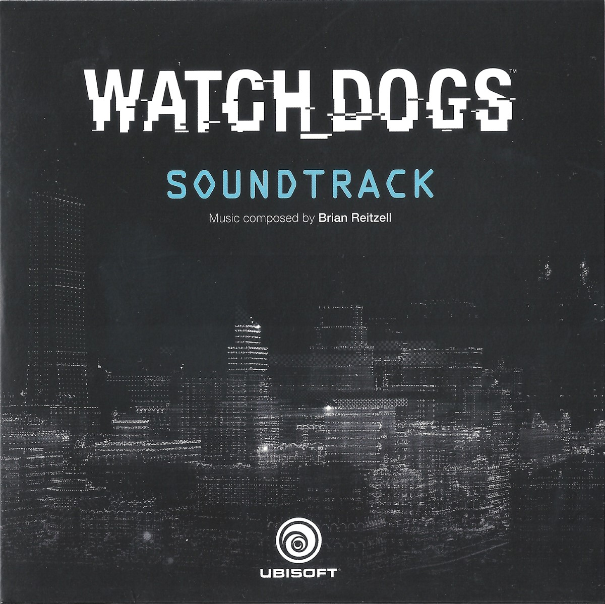 [140527]Watch_Dogs Soundtrack [FLAC+BK]