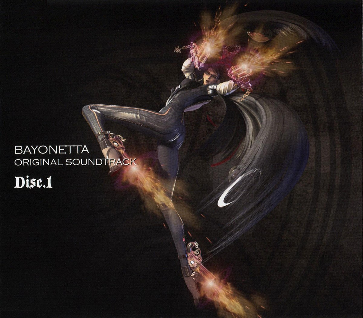 [091104] BAYONETTA ORIGINAL SOUNDTRACK [FLAC] CD5枚