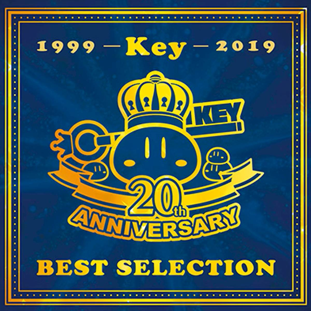 [191228](C97)[Key Sounds Label / VISUAL ARTS]Key 20th Anniversary BEST SELECTION (2-Disc)(flac)