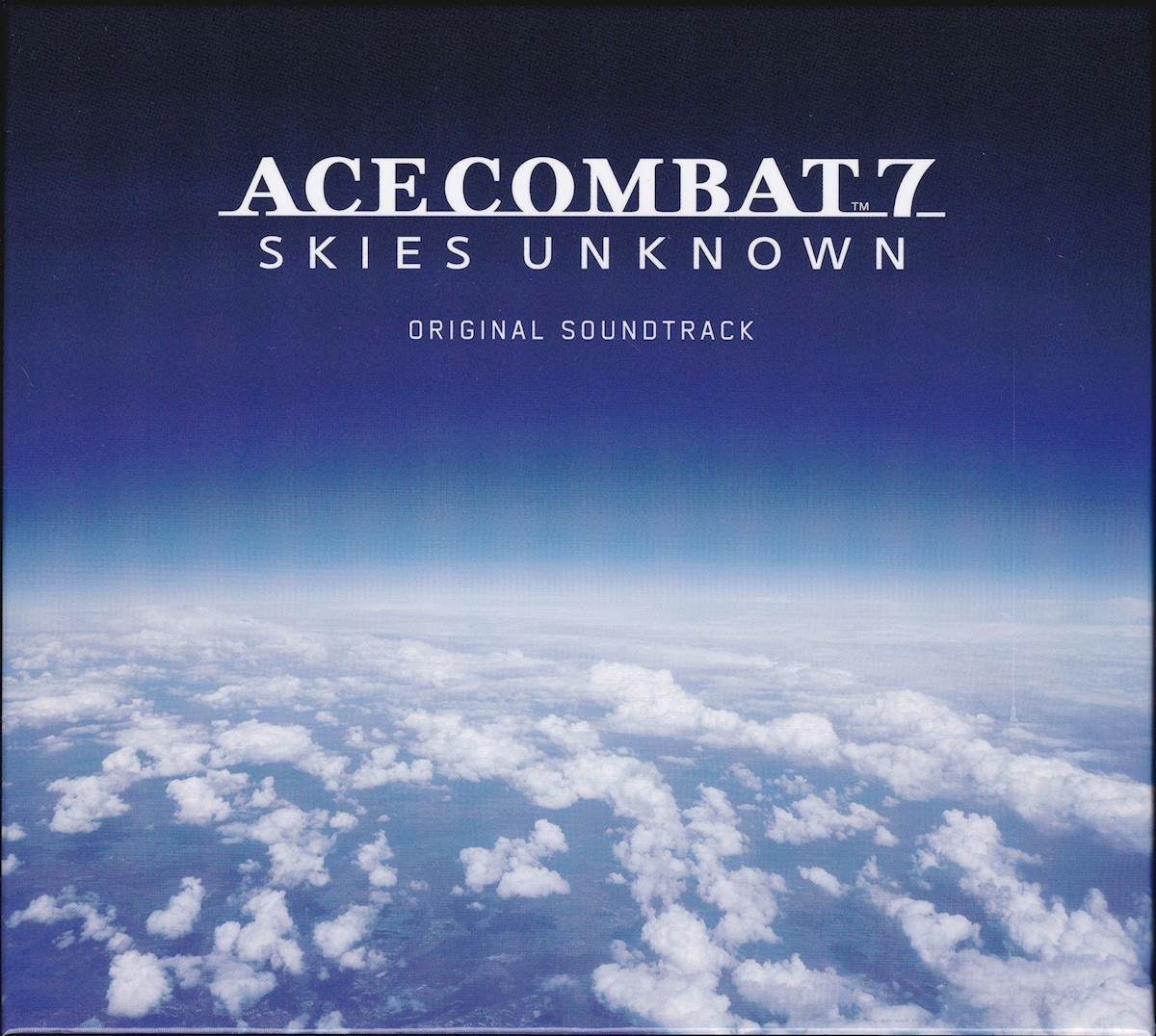 [191230] ACE COMBAT 7: SKIES UNKNOWN Original Soundtrack [SRIN-1162][FLAC+CUE+LOG+Scan]